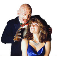 Robert Englund & Heather Langenkamp Collection