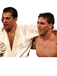 Royce Gracie & Ken Shamrock Collection