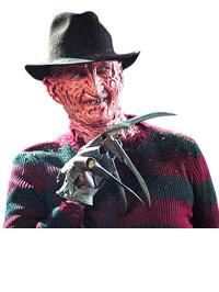 Robert Englund Collection