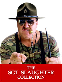 Sgt. Slaughter Collection