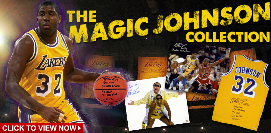Magic Johnson Collection