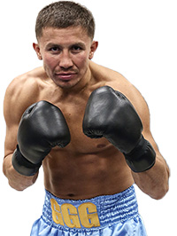 Gennady Golovkin Collection