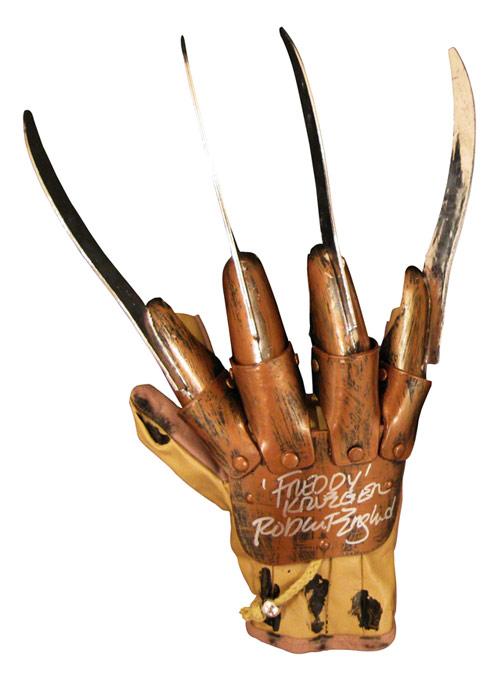 Freddy Krueger Glove Template Freddy Krueger Glove T...